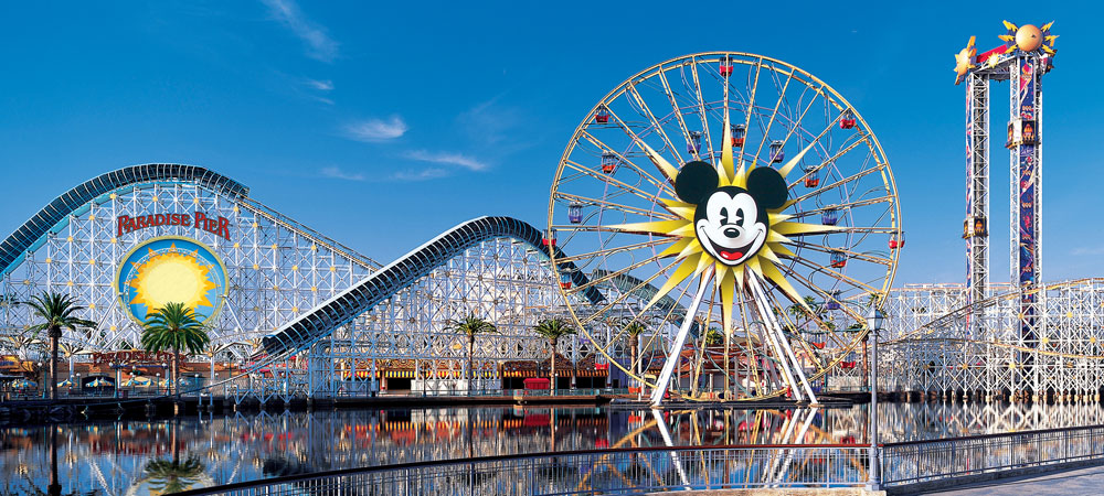 AAA offers theme park ticket discounts for major parks and attractions. Order your tickets in advance to save money and a wait at the ticket booth.