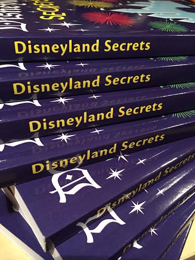 disneyland secrets book photo