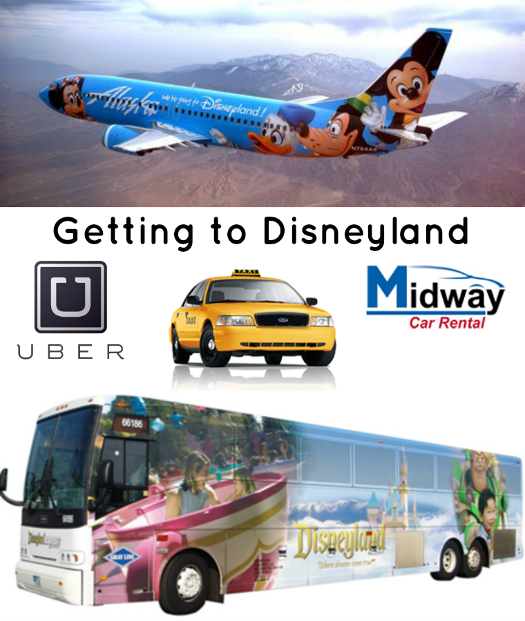 Flying To Disneyland-Which Airport To Fly Into And How To
