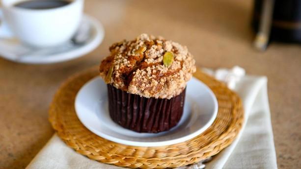 pumpkin muffin disneyland