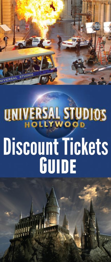 Discount Universal Studios Hollywood Tickets 2019: Get