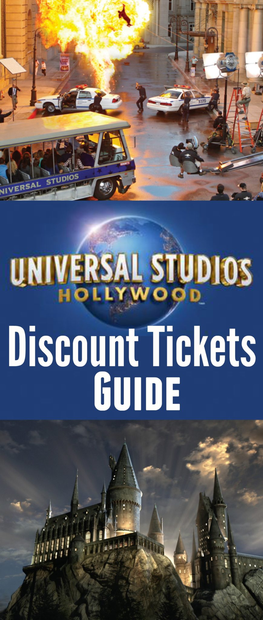 Discount coupons for universal studios