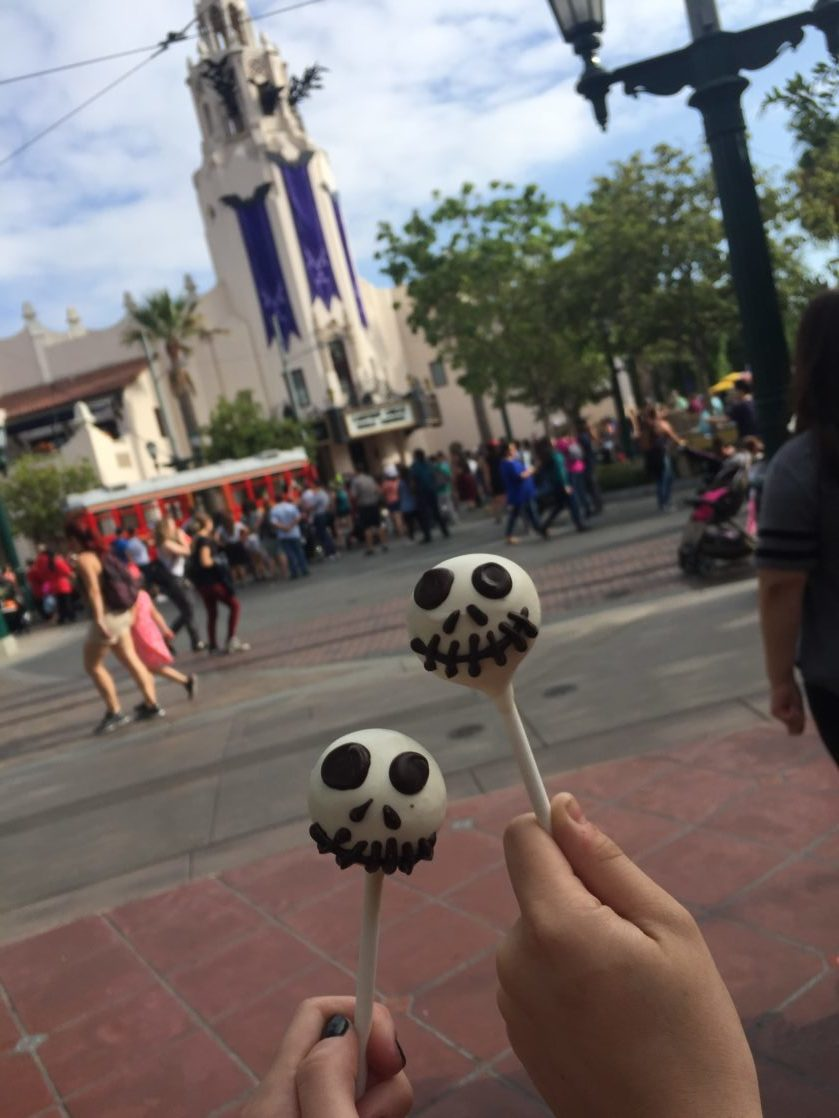disneyland treats halloween