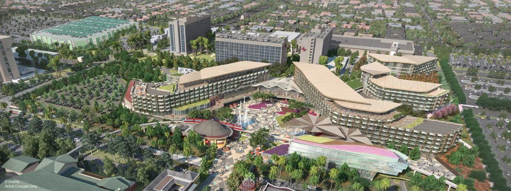 Four Star Hotels Near Disneyland