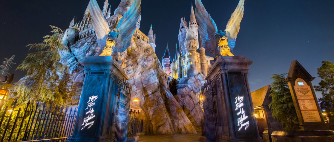 Universal Studios Hollywood Top Best Eight Rides In The Park