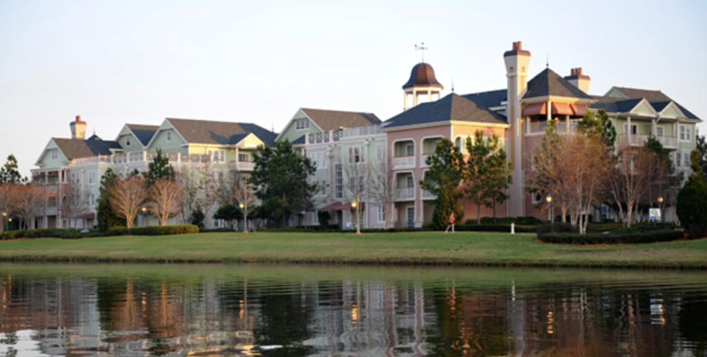 Disney World Hotel: Saratoga Springs Resort & Spa