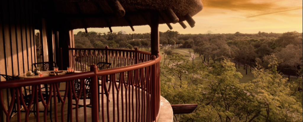 Walt Disney World's Animal Kingdom Villas - Jambo House