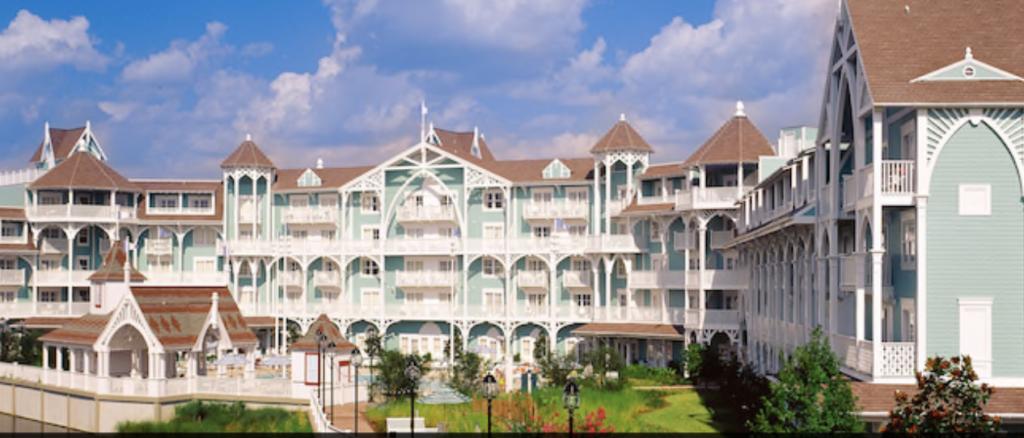 Walt Disney World Hotels - Beach Club Villas