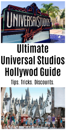 Be sure to check your own credit card for information on redeeming points for a Universal Studios ticket. Southern California Universal Studios Discounts on Tickets. Occasionally Universal Studios Hollywood will offer discounts on tickets and annual passes exclusively for Southern California Residents living in zip codes