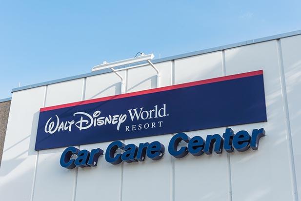 Walt Disney World Resort Car Care Center