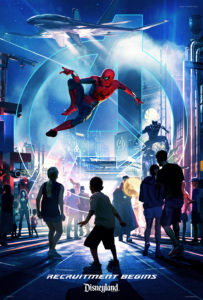 A Bugs Land will be closing and introducing Disney's Marvel Franchise.