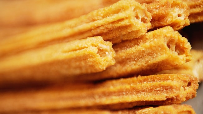 Disneyland's Cheapest Food Finds Churros
