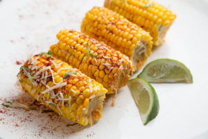 Corn on the Cob for people with dietary restrictions.