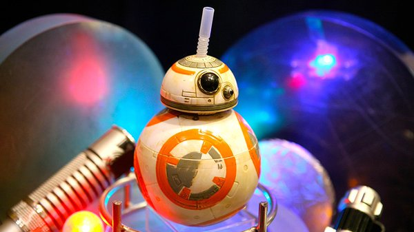 BB8 sipper cup