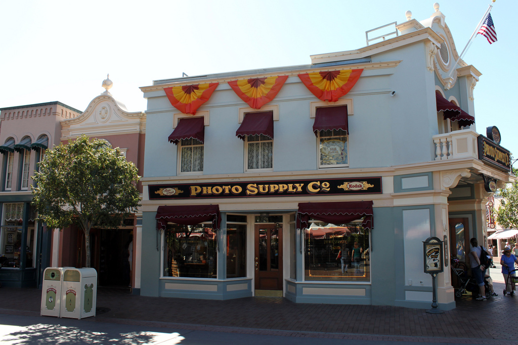 Photo Supply Co. store front