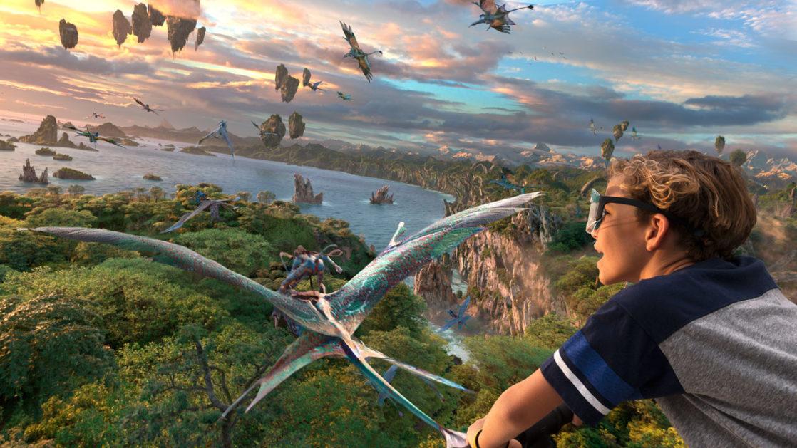 Pandora's Flight of Passage