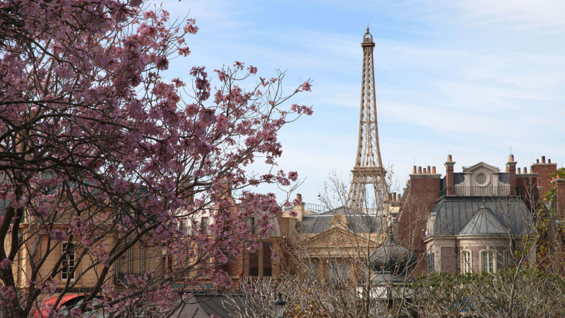 France at the Epcot World Showcase