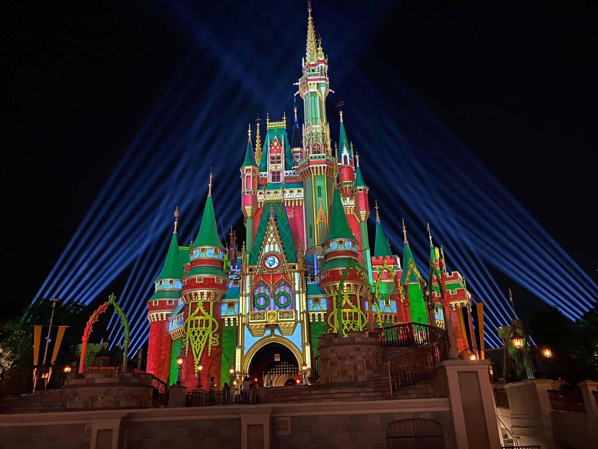 Disney Christmas 2021 Walt Disney World Christmas 2021 Decorations Festive Food Holiday Characters