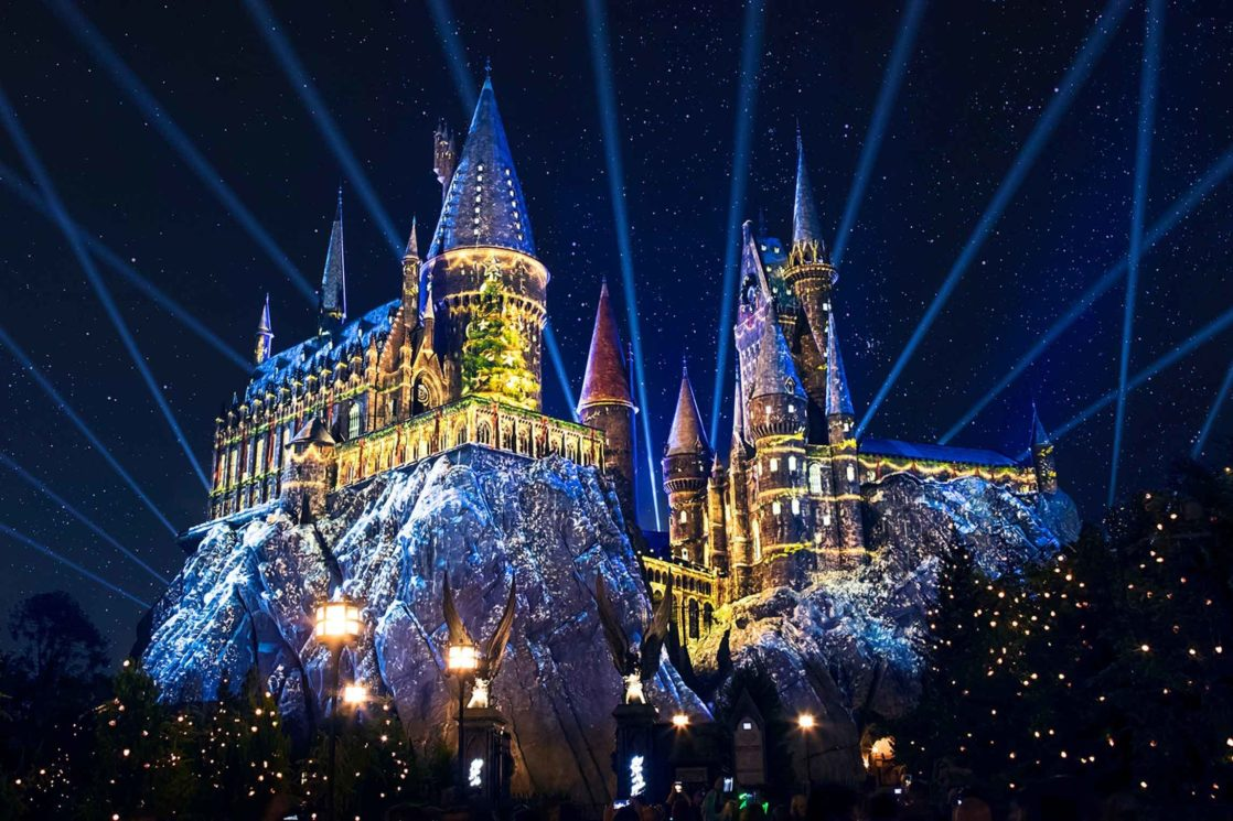 Hogwarts Lights