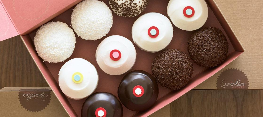 Disney Springs cupcakes