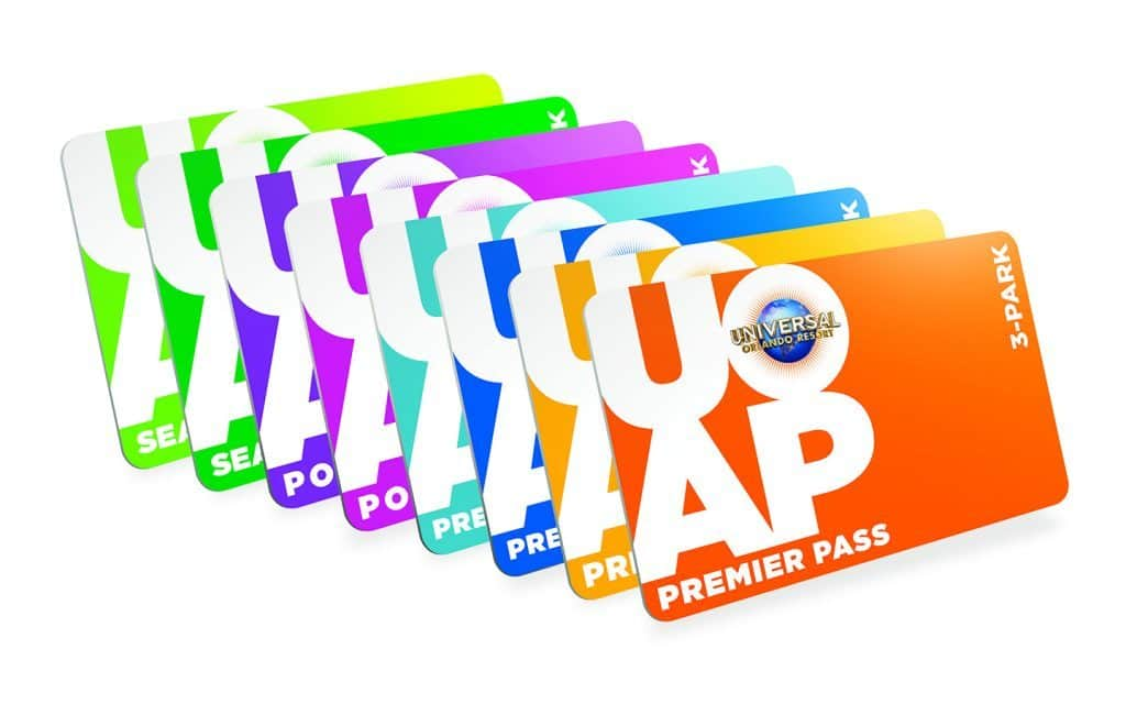 Universal Orlando annual passes
