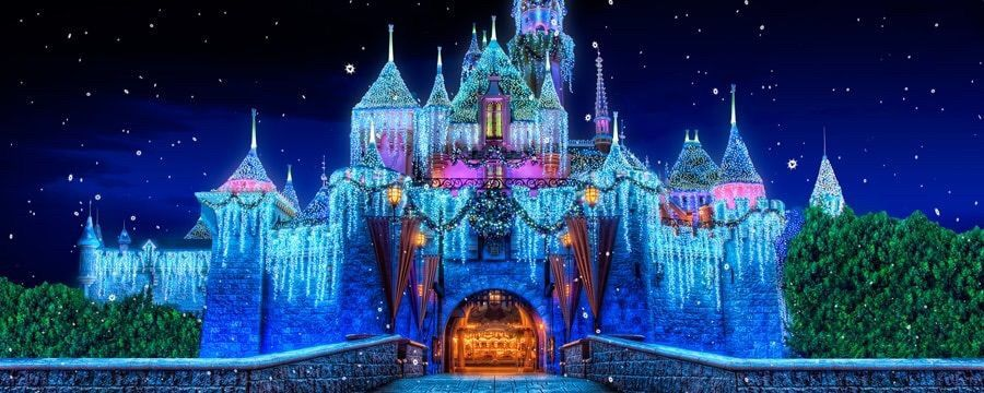 Disneyland Christmas.Christmas Time Disneyland Strategy To Maximize Time And See