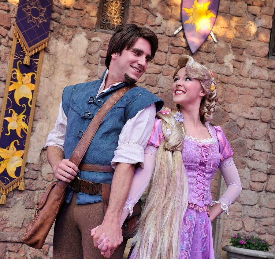 Tangled photo character picture
