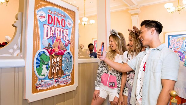 Disney Parks Play App