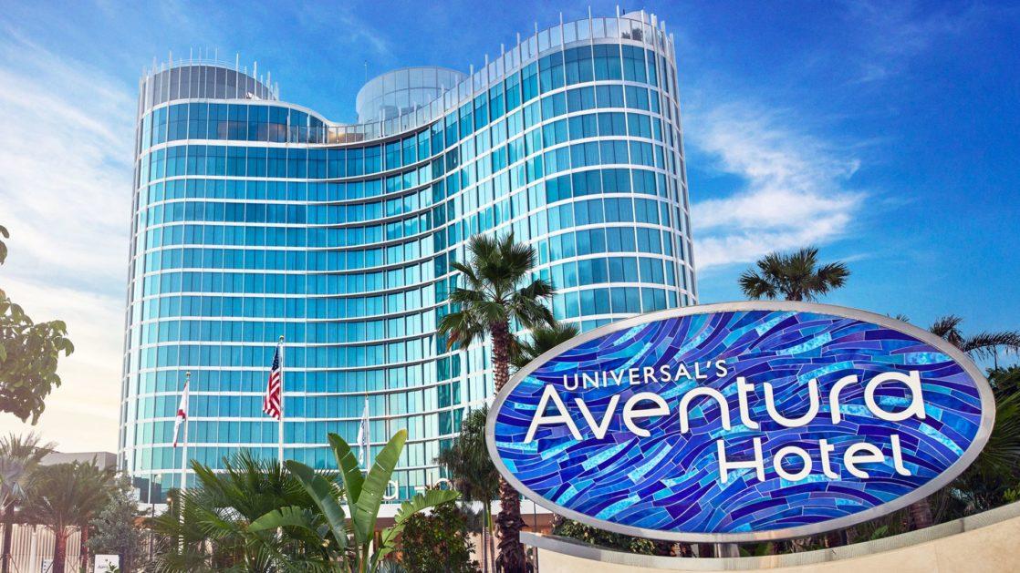 Universal's new hotel