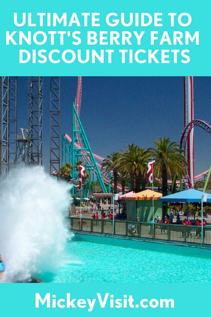 Discount Knott S Berry Farm Ticket Deals 2019 Get Cheap