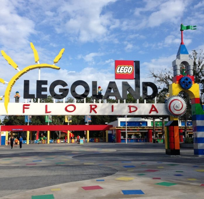 Florida Legoland tickets Entrance