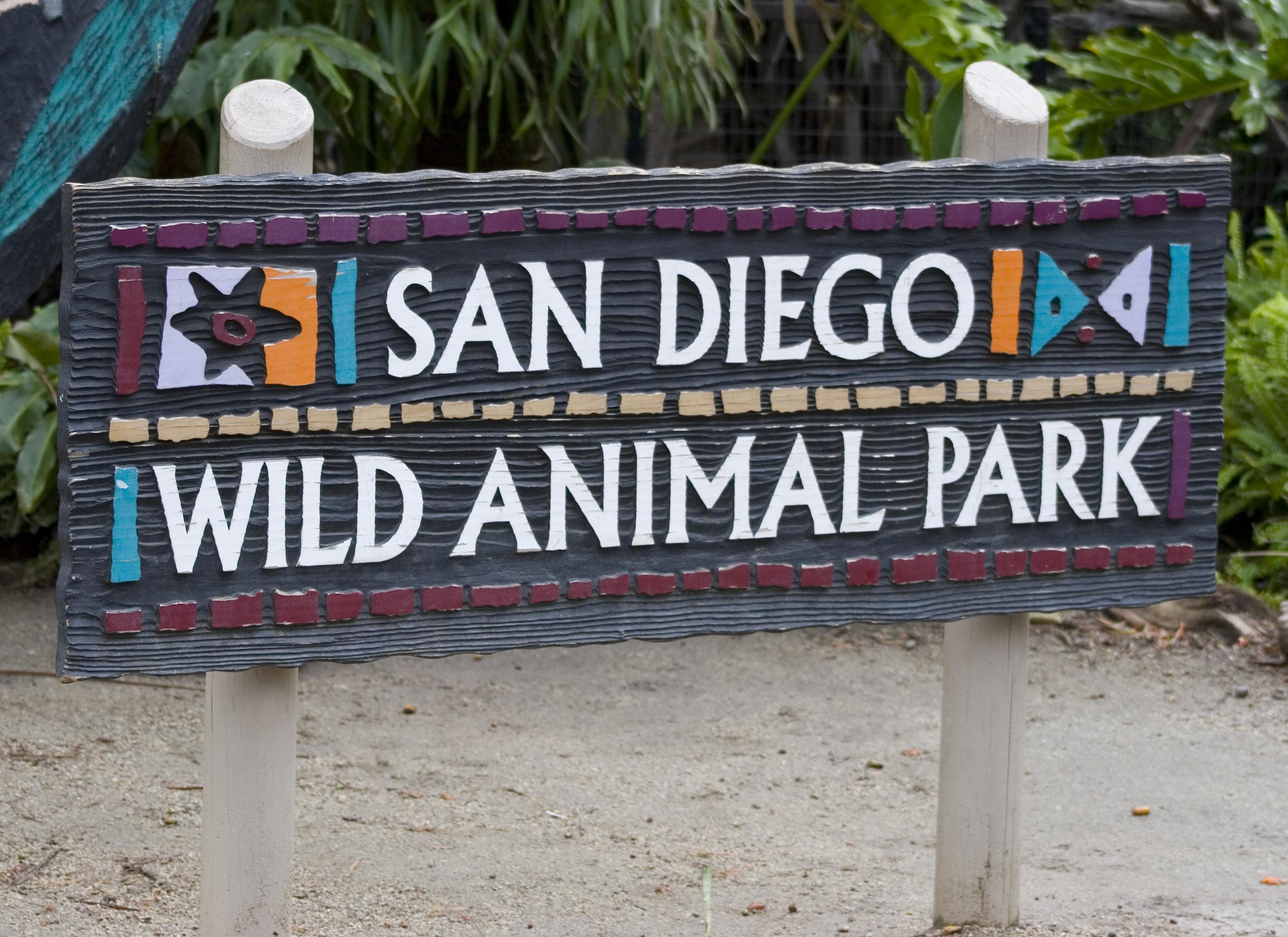 San Diego Animal Park