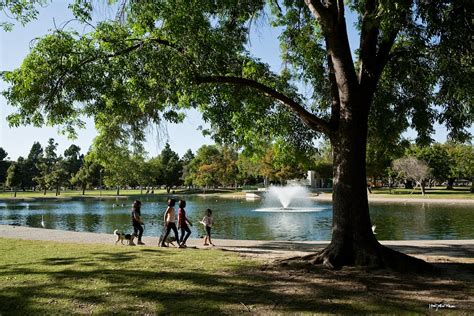 Long Beach's El Dorado Park. Photo courtesy of panoramio.com.