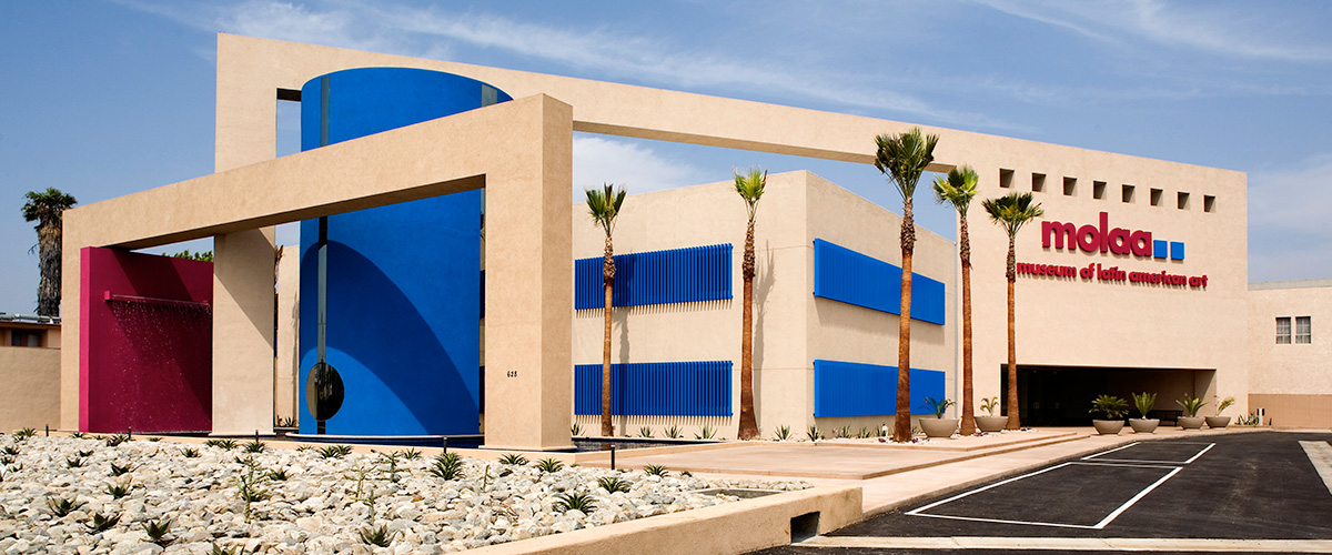 Museum of Latin American Art in Long Beach. Photo courtesy of socalmuseums.org.