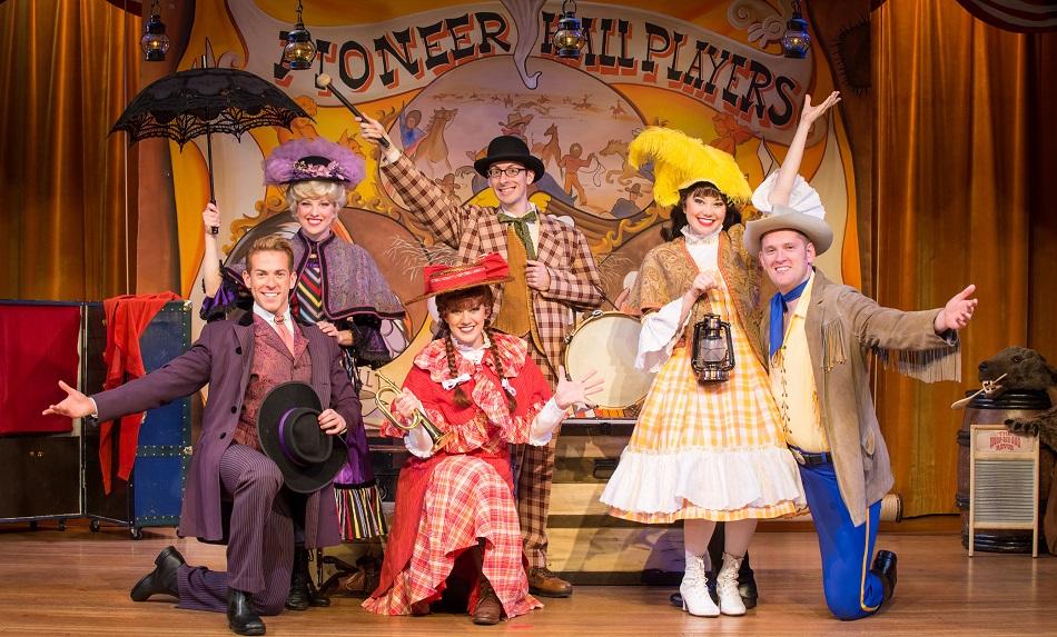 Hoop Dee Doo musical group at Walt Disney World