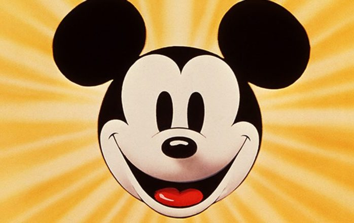 Mickey Mouse Animation