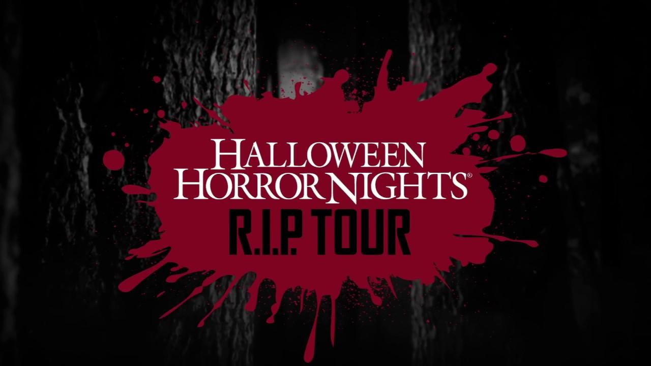 RIP Tour Halloween Horror Nights