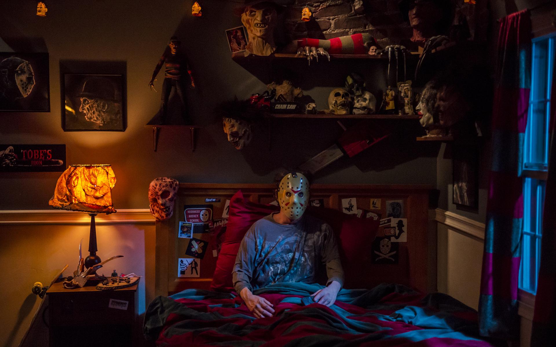 Universal Maze with Jason